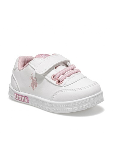 U.S. Polo Assn. Çocuk Ayakkabı Cameron 100567967 Beyaz